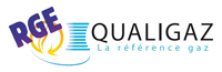 logos RGE et Qualigaz